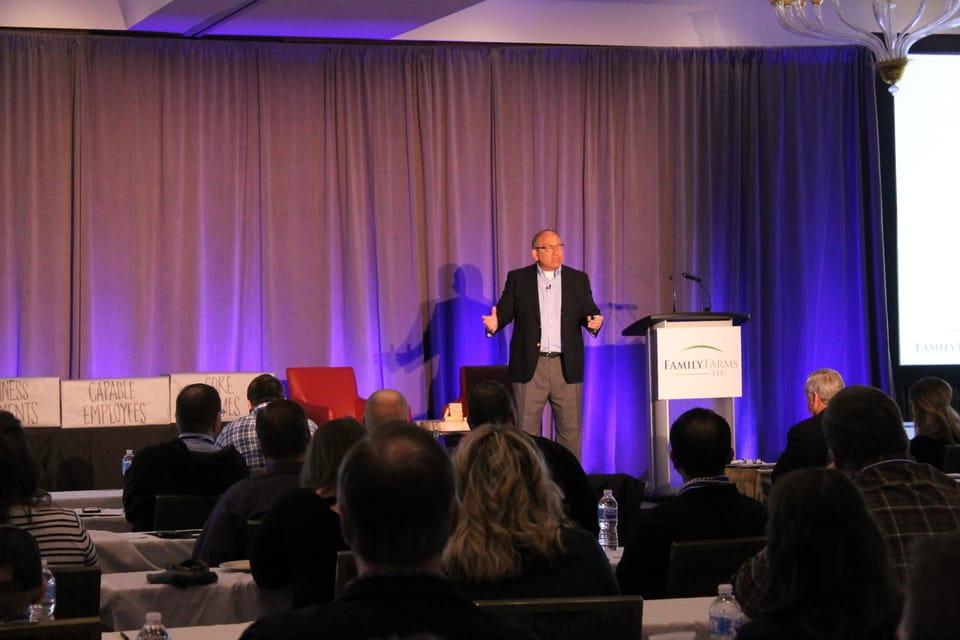 David Prichard Speaking at FFG Winter Conference