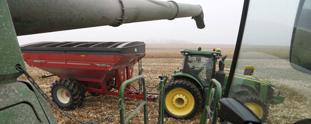 Autonomous Equipment Will Drive Row Crop Consolidation