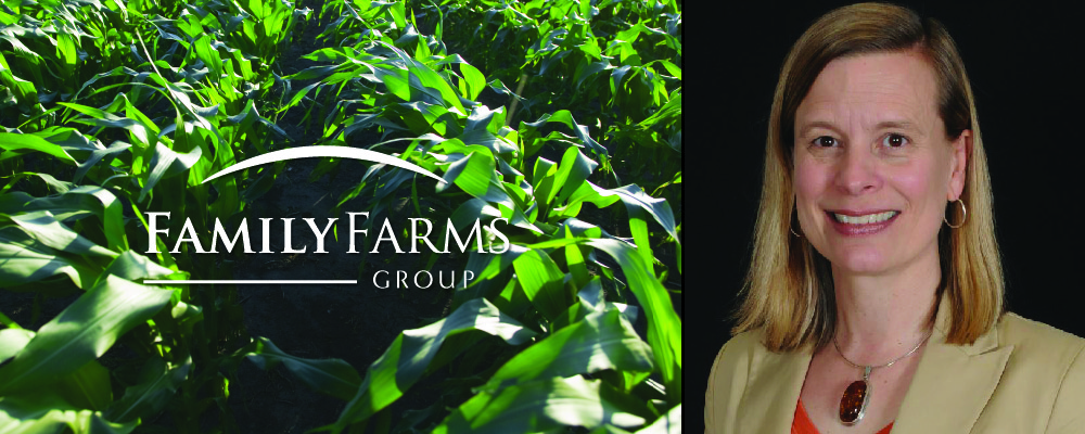 Family Farms LLC Appoints Shari Rogge-Fidler as New CEO