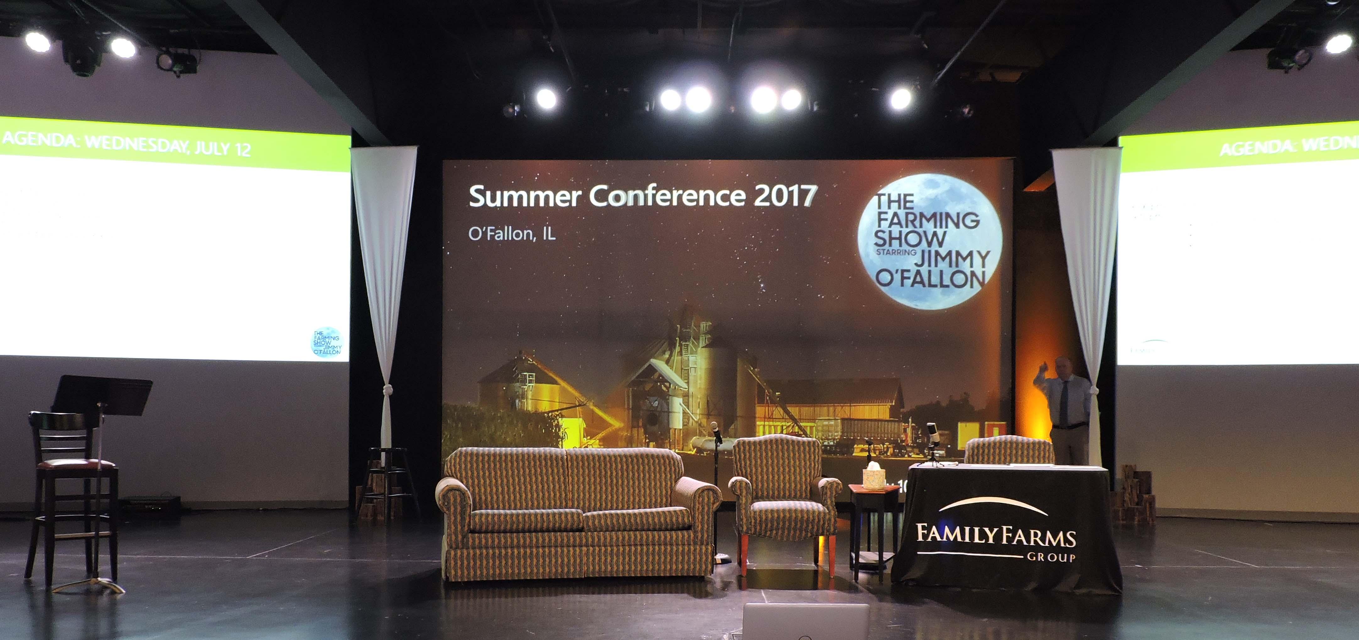 2017 FamilyFarms Group Summer Conference a Huge Success!