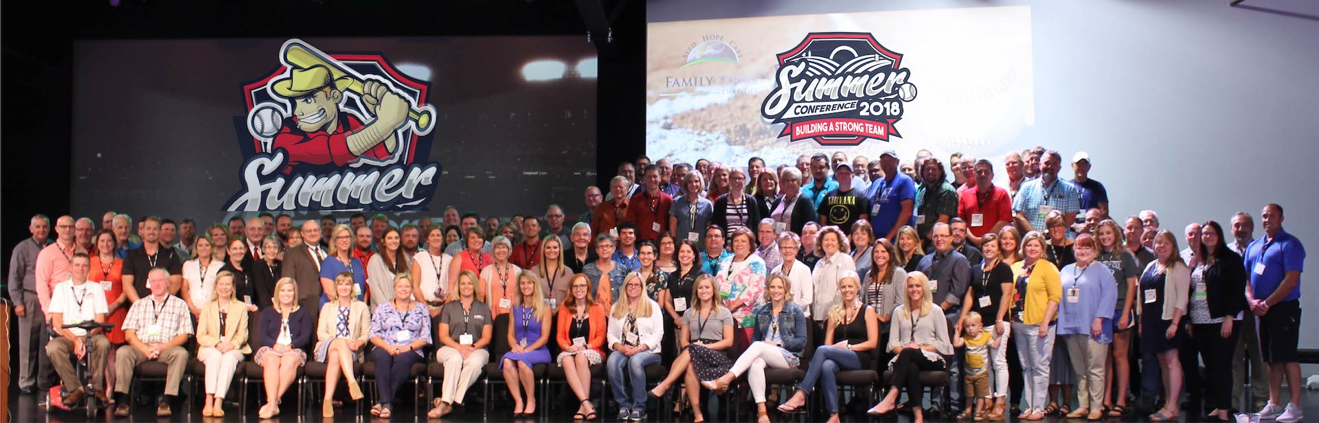 The 2018 FamilyFarms Group Summer Conference was a Grand Slam!