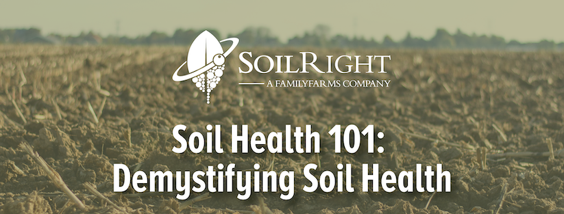 Soil Health 101 Seminar: Demystifying Soil Health