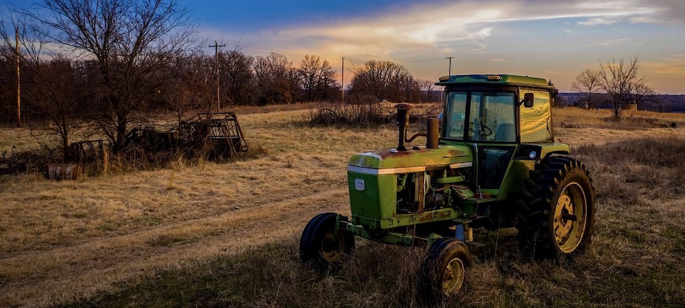 How Do Decide I When It's Time to Replace My Farm Equipment?